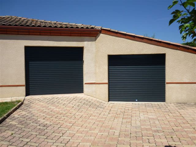 PORTE GARAGE ENROULABLE 3