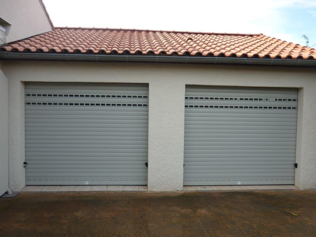 PORTE GARAGE ENROULABLE 4